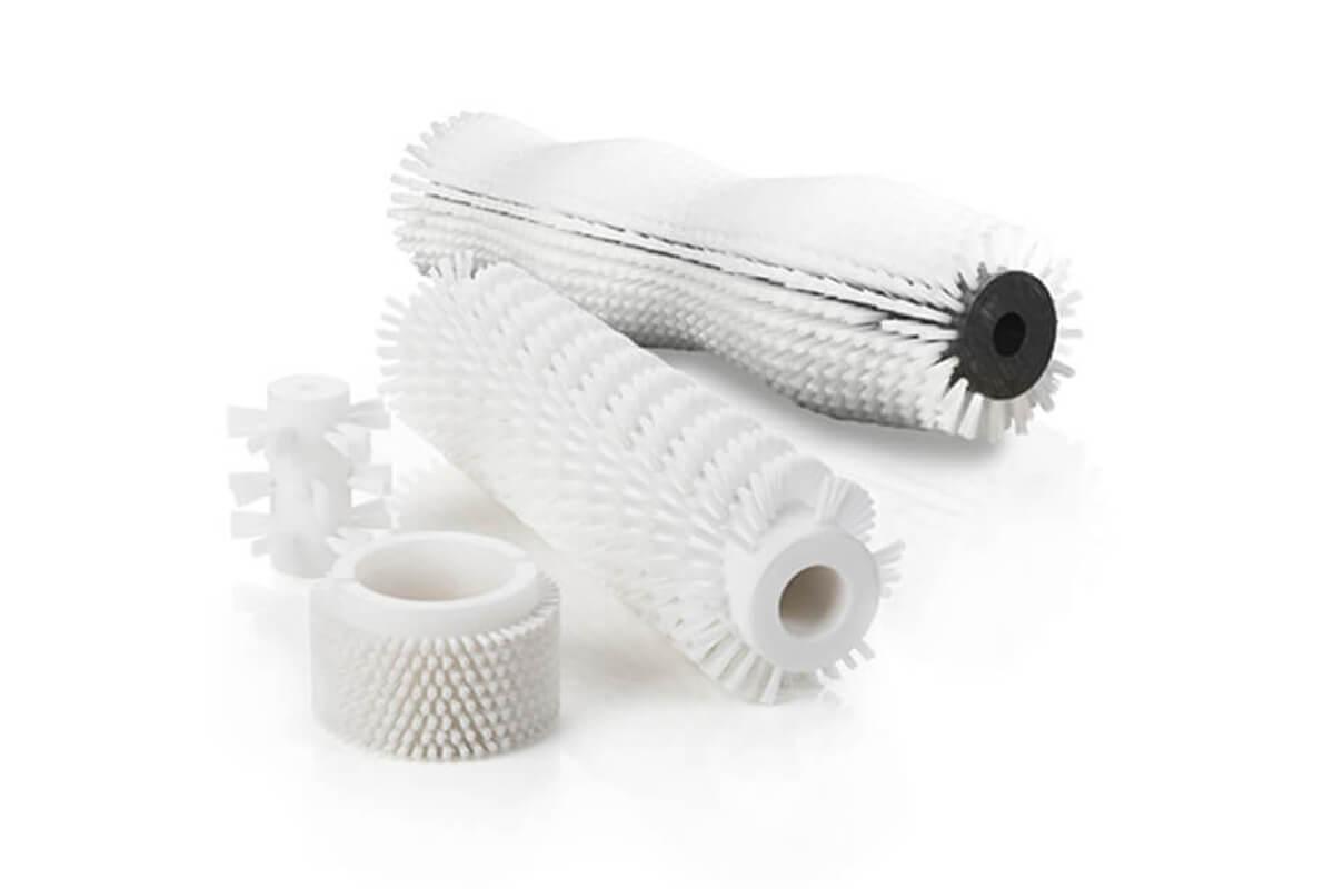 Gestanzte Walzenbürsten industriell und technisch - KOTI
