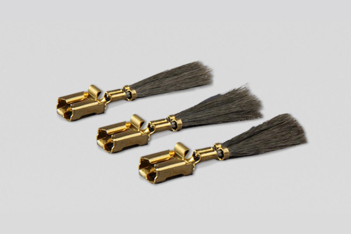 Antistatic brush segment industrial and technical - KOTI