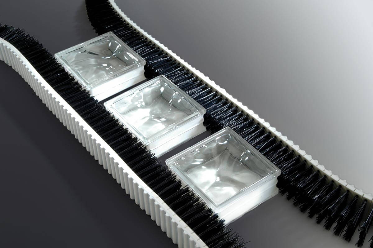 Brush belt toothed industrial and technical - KOTI