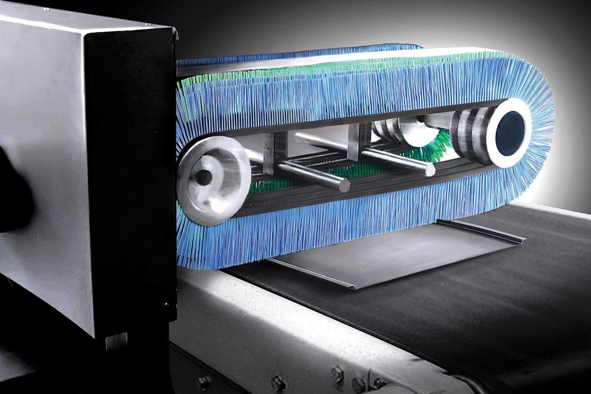 Brush belt V-string industrial and technical - KOTI