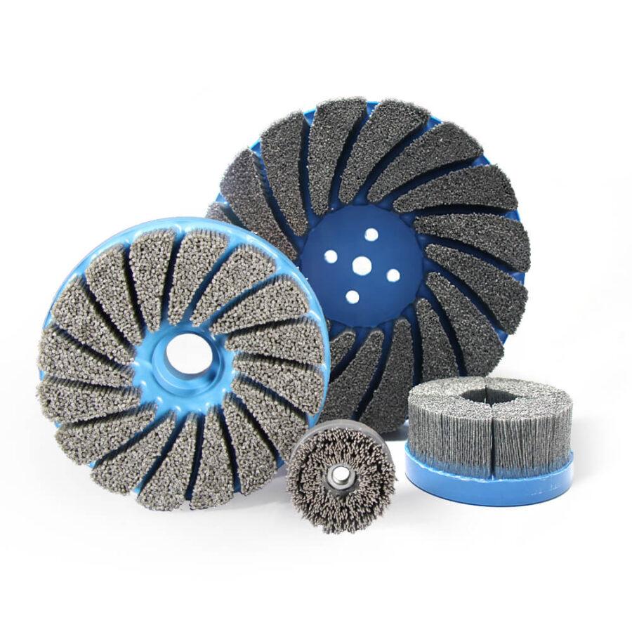 Brush discs