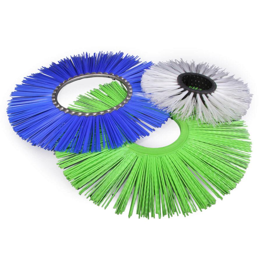 Brush rings
