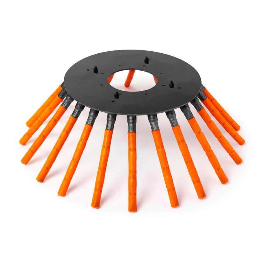 Weed brushes