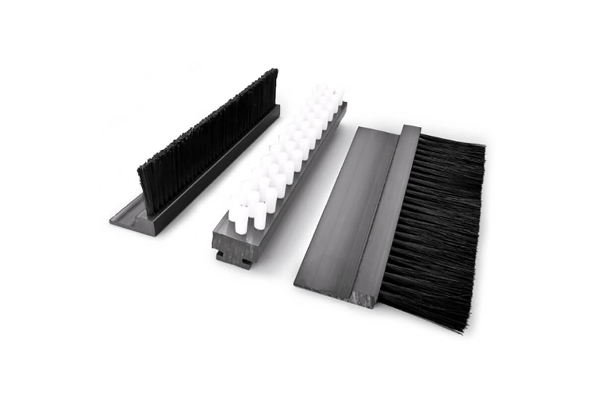 Brush lath with profile industrial and technical - KOTI