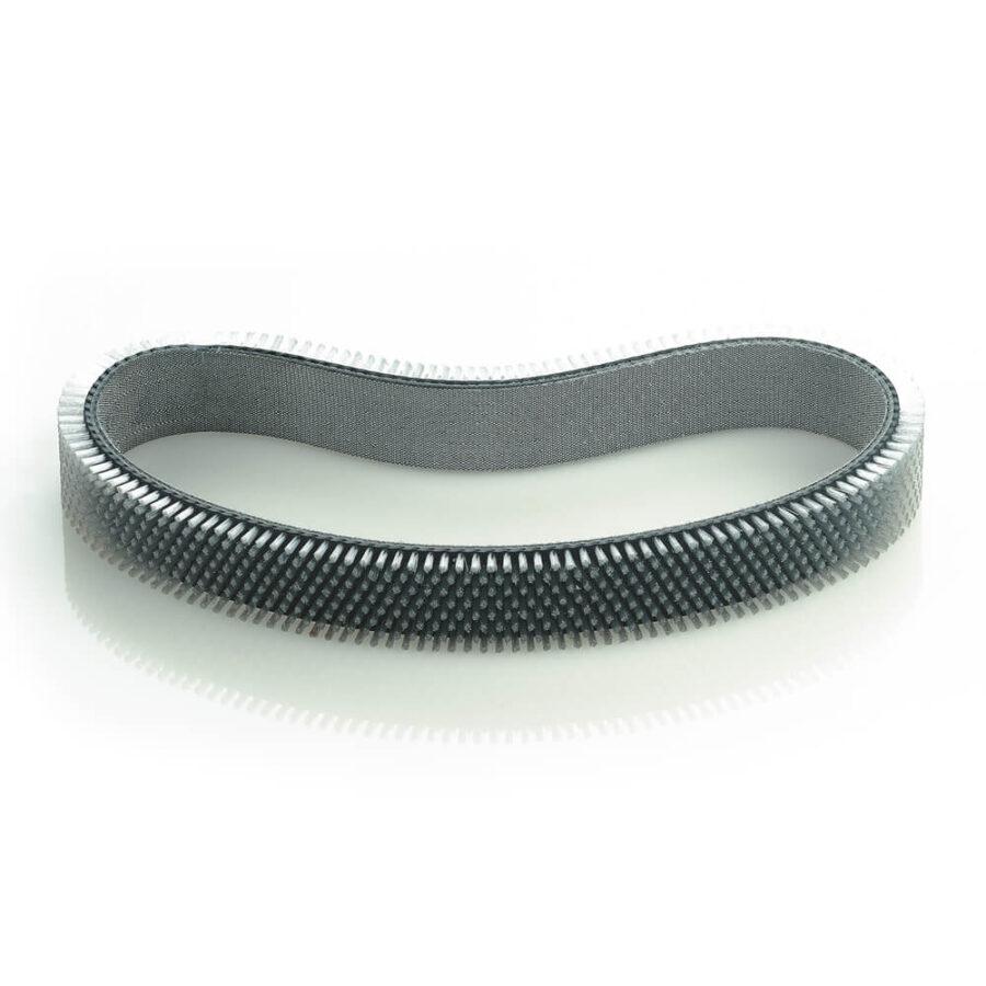 Brush belts
