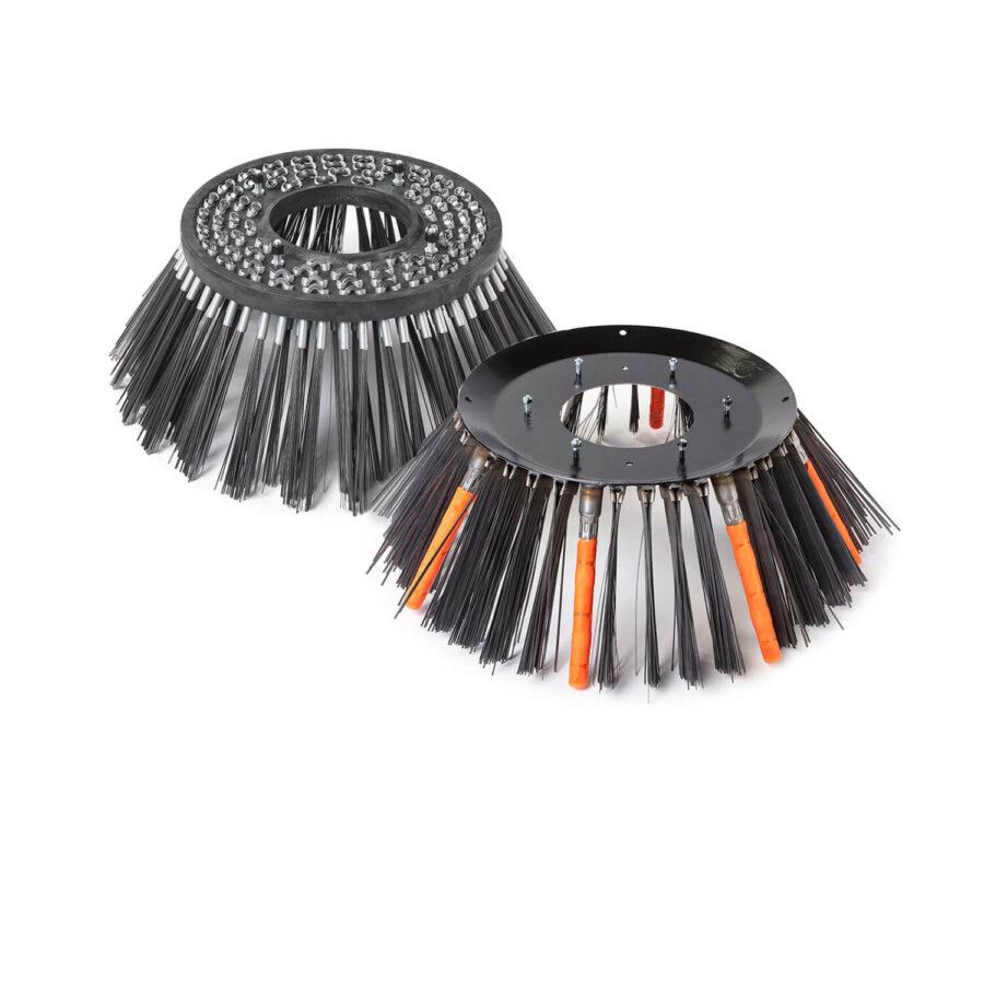 Combi brushes