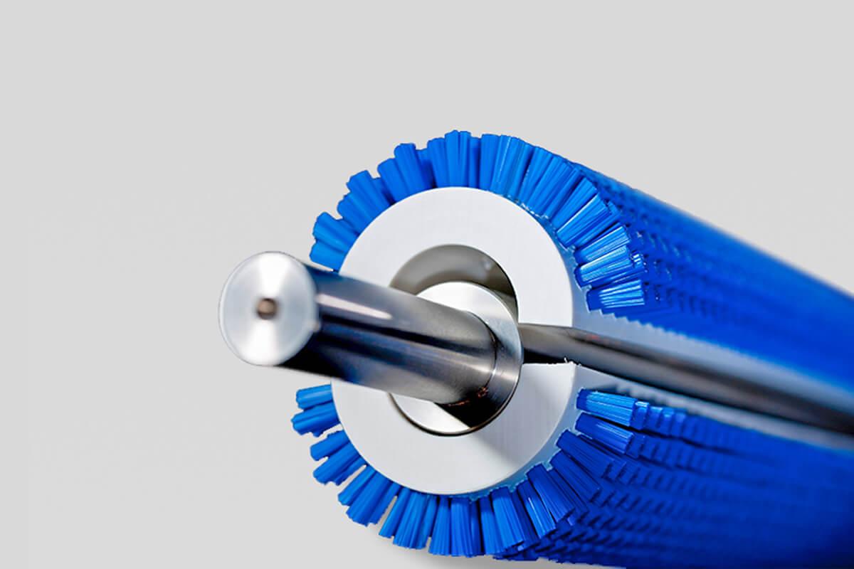 Brosses en 2 demi-coquilles industrielles et techniques - KOTI