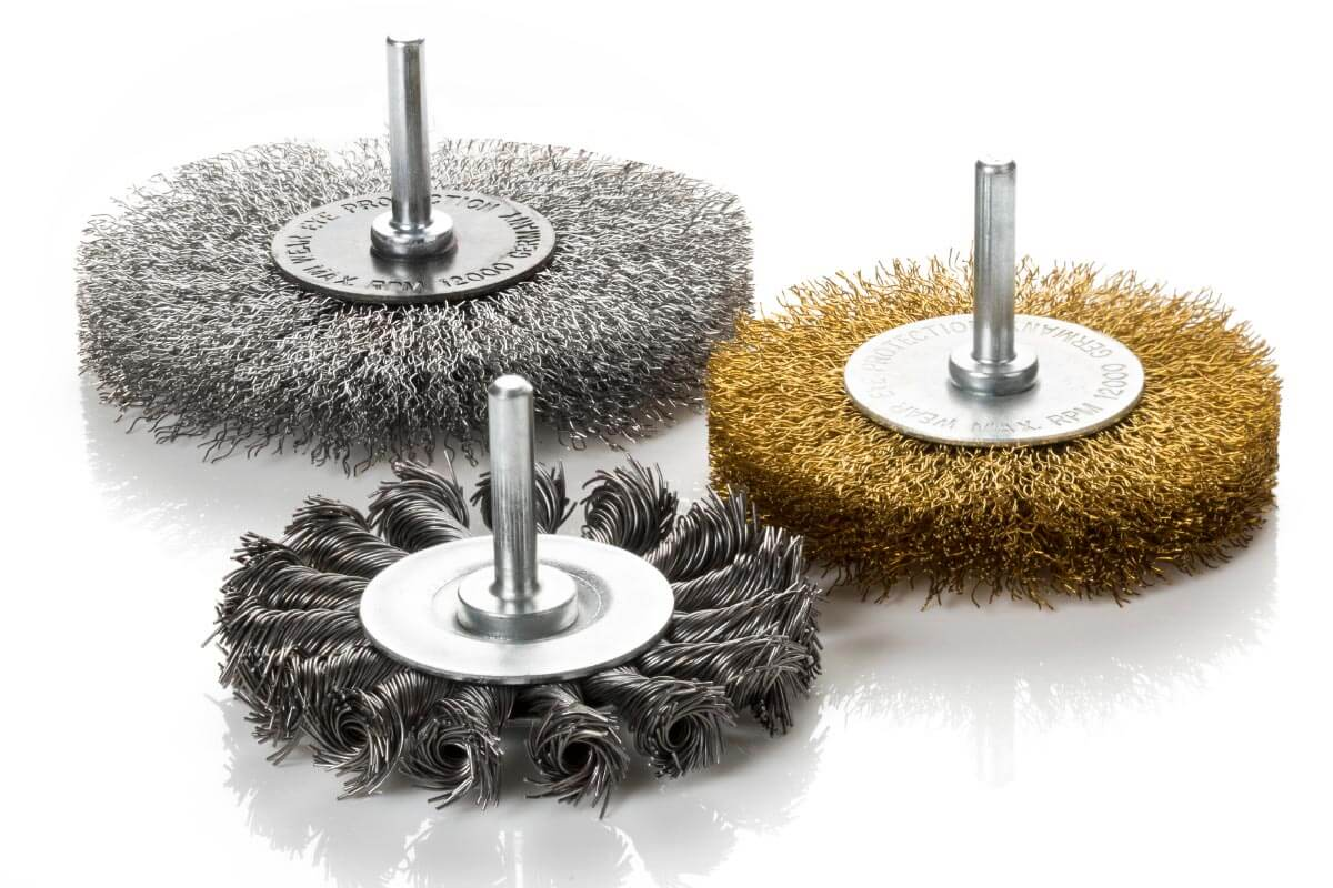 Brosses circulaires brosses pour outils - KOTI