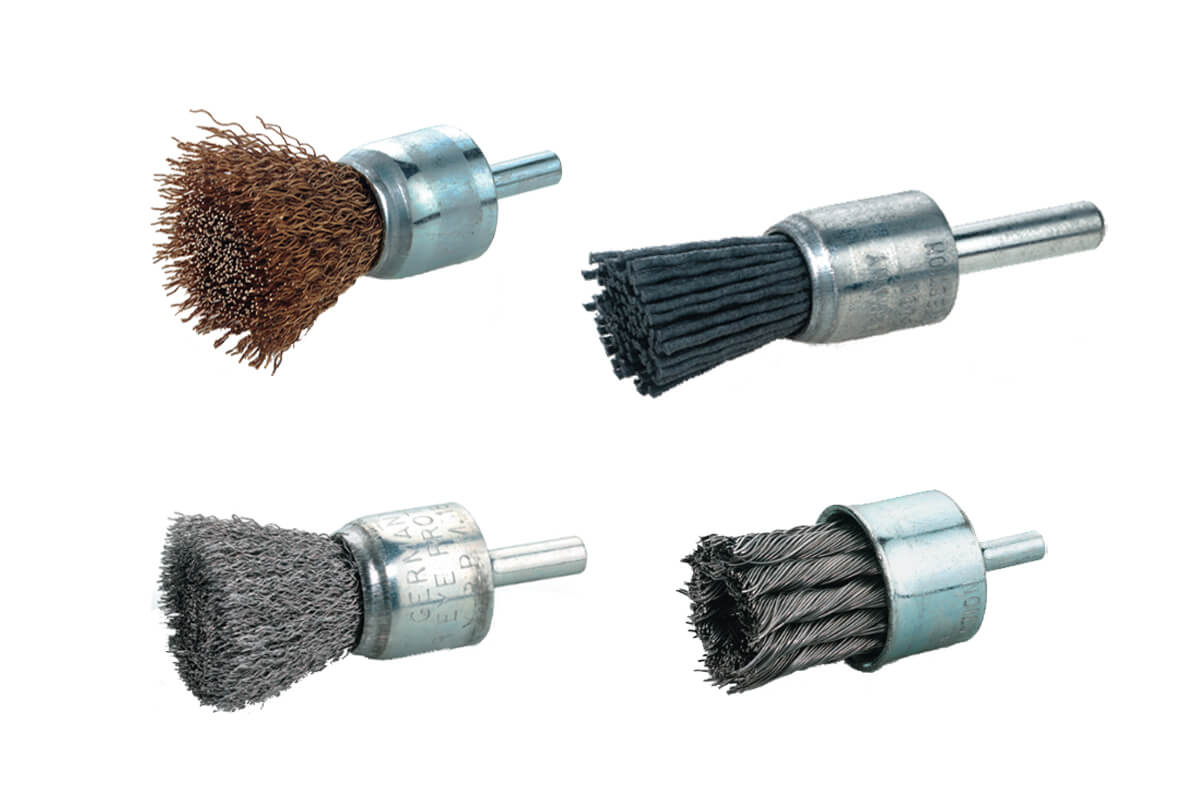 Brosses embouts pour outils - KOTI