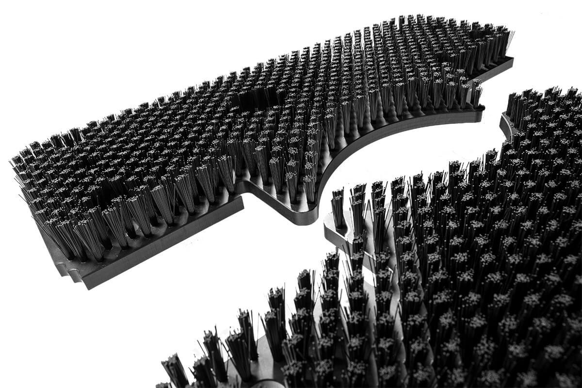 Borstelplaten industrieel en technisch - KOTI