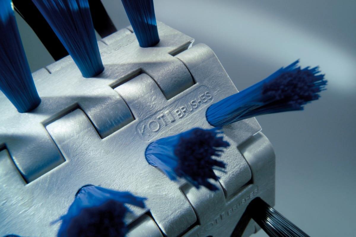 Borstelriem Quick Chain industrieel en technisch - KOTI