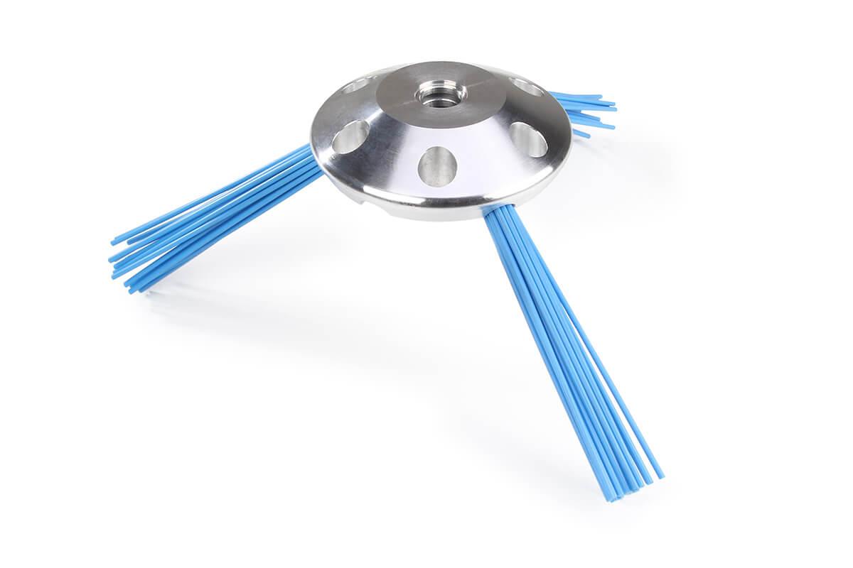 Kunststof plukken bosmaaier onkruidmachine veeg en onkruid - KOTI