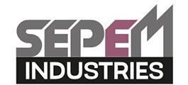 SEPEM Industries logo - KOTI